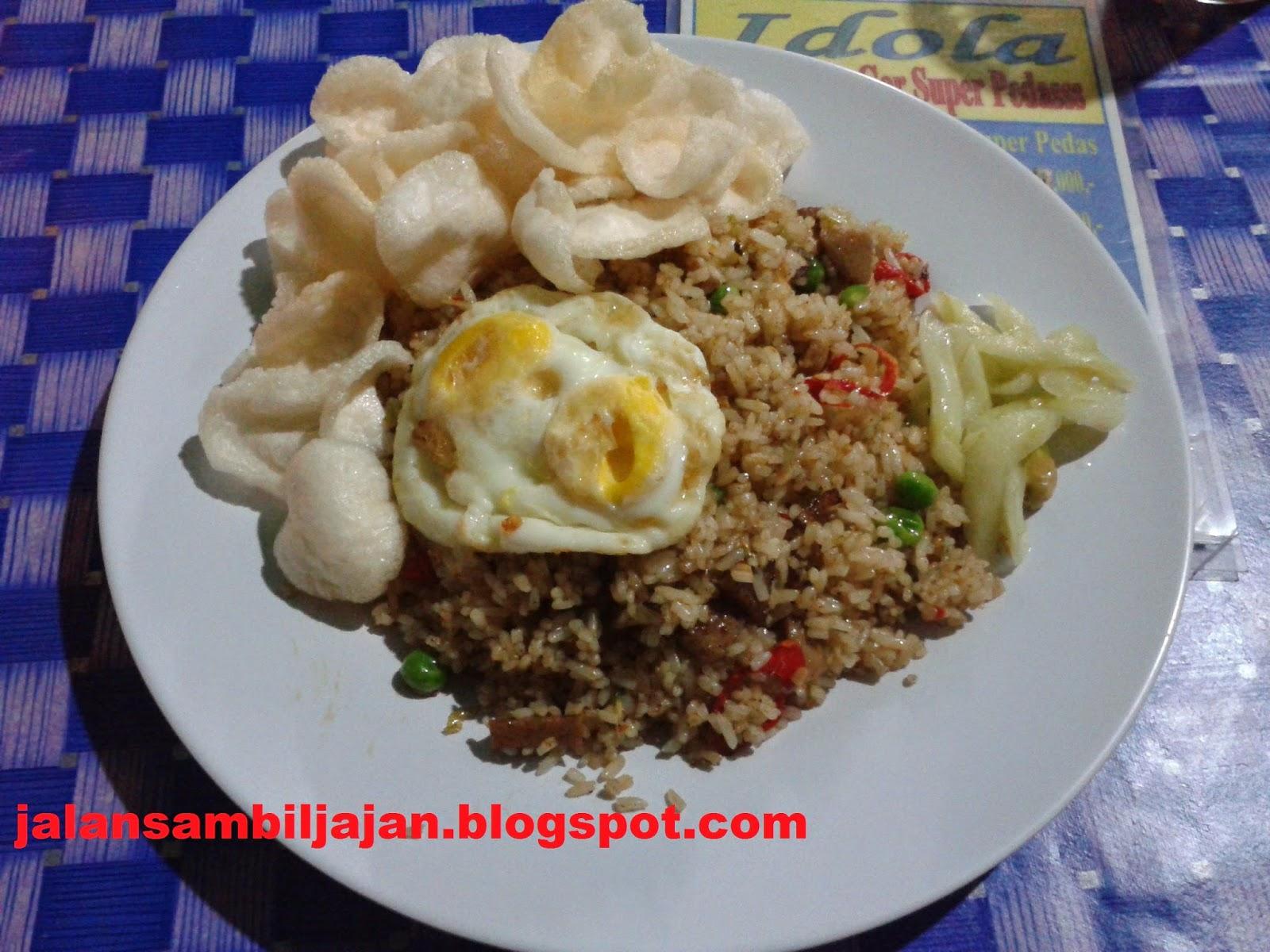 Nasi Goreng Kambing Idola