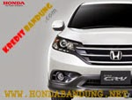 Simulasi Paket Kredit Murah Mobil All New Honda CR-V Bandung