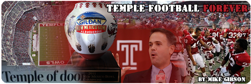Temple Football Forever