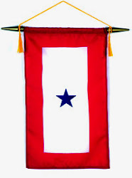 Blue Star Banner