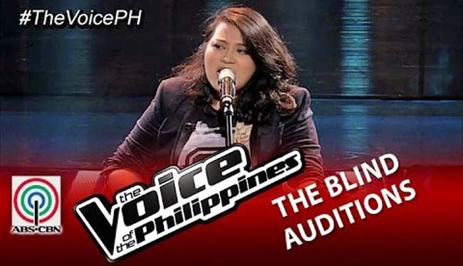 Rizza Cabrera Sings 'Clarity' on The Voice of the Philippines Season 2 Blind Audition