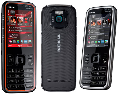 Nokia 5630 XpressMusic Mobile Price In India Features And Specifications