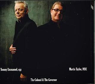Tommy Emmanuel & Martin Taylor