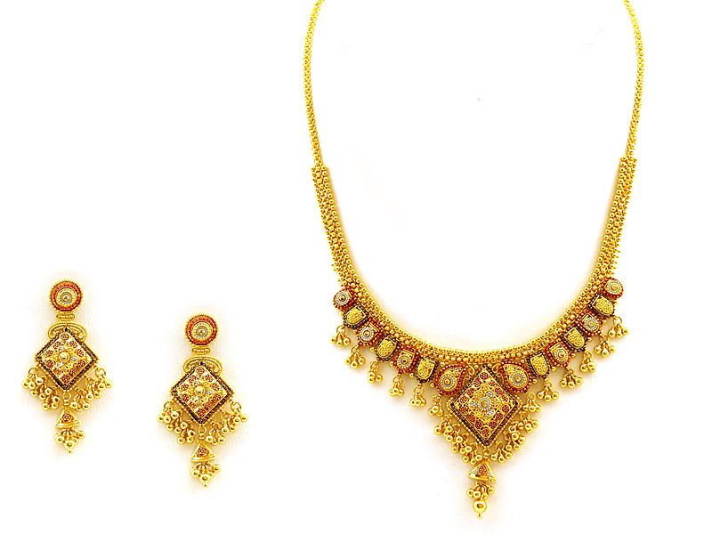 ASheClub 22kt gold jewelry
