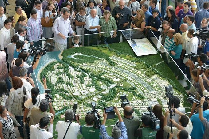 Governador Omar Aziz lança projeto de construção da Cidade Universitária