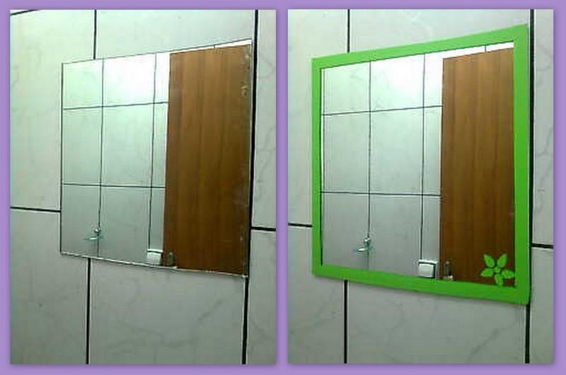 decorar banheiro velho:Já nesse caso o contact forrando o fundo de uma gaveta, pendurada na