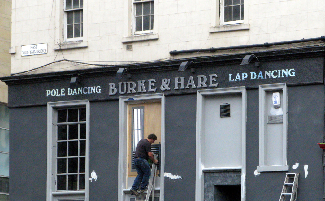 Burke and hare strip