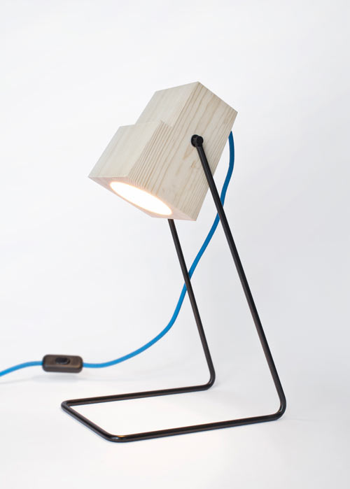 Minimalis Table Lamp with Eco-friendly Style