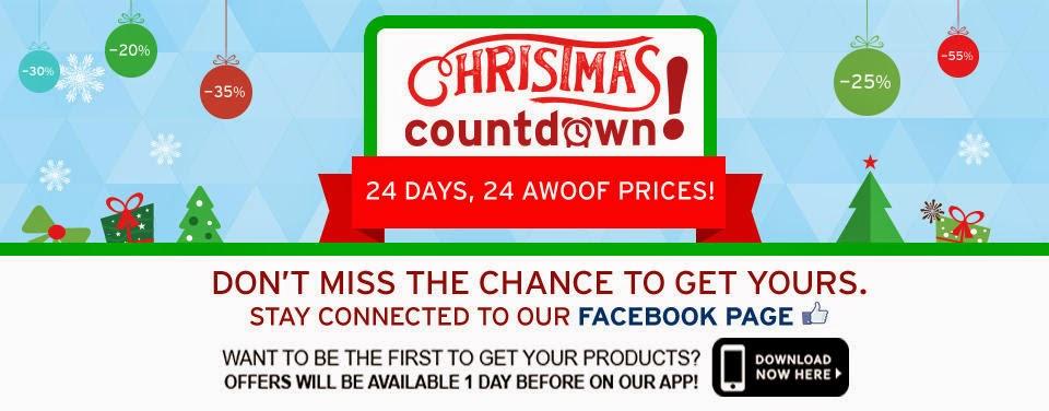 JUMIA Christmas Countdown: Shop Now