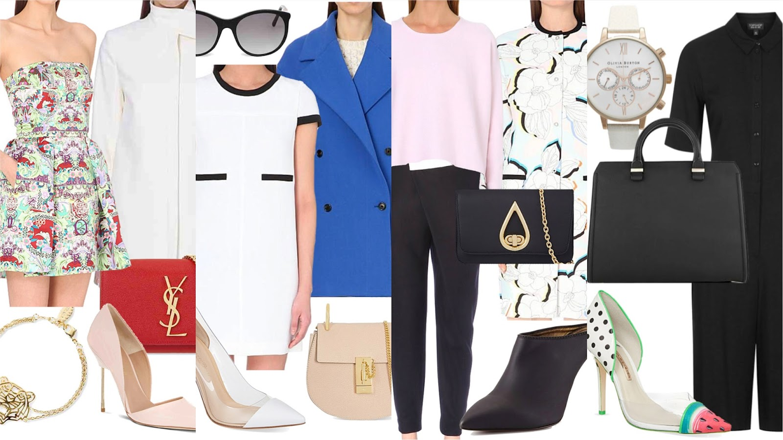 London fashion week 2015 outfit planning