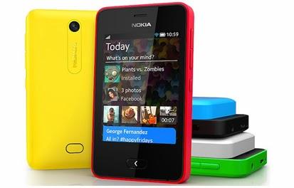 Harga Nokia Asha Terbaru 2014