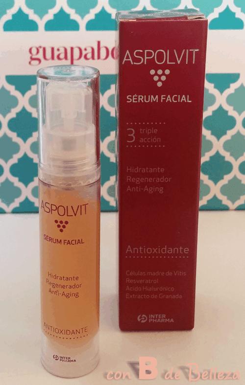 Serum antioxidante triple acción