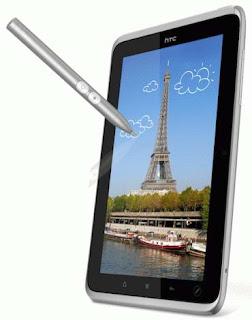 HTC Flyer Tablet  pics