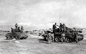 1948 IDF FIRST TANKS
