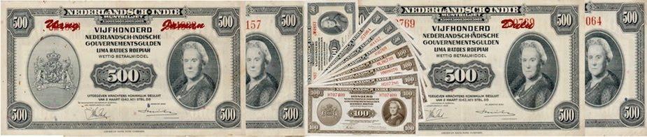 Uang Kuno Jaman Dulu