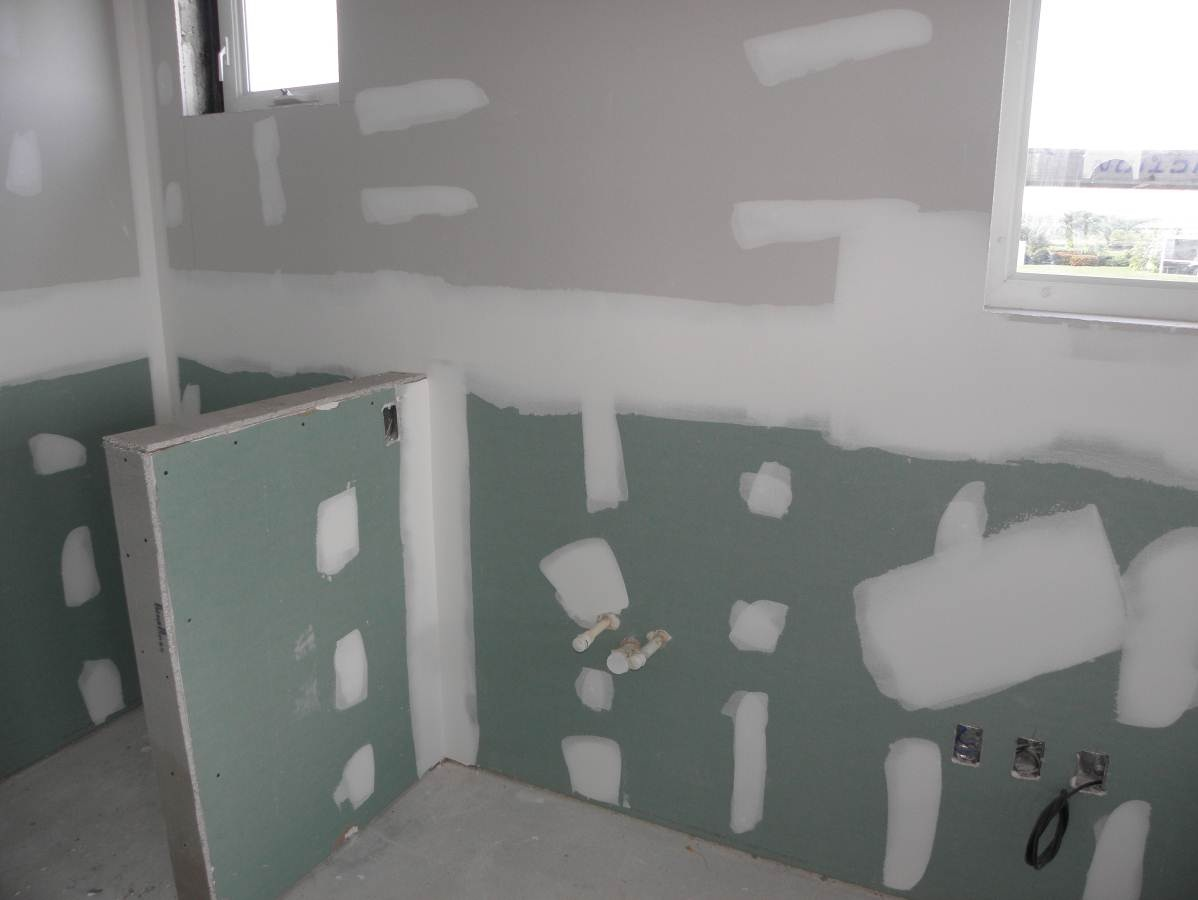 Phoenix group show home a few notes on drywall What sheetrock to use in bathroom