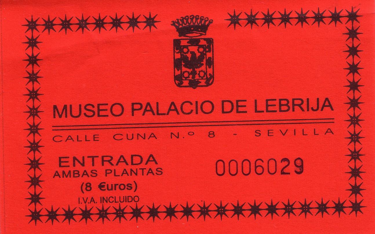 Estado de sevilla palacios vii casa museo condesa de lebrija for Alquiler de casas en lebrija sevilla
