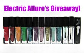 Electric Allure's Giveaway