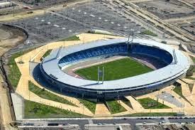 Nuevo Estadio de los Juegos del Mediterráeo