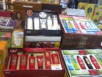 Korean thanksgiving gift box: bathroom supplies
