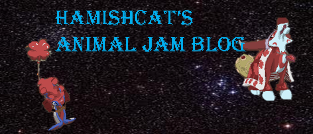 Hamishcat's Animal Jam Nom♥