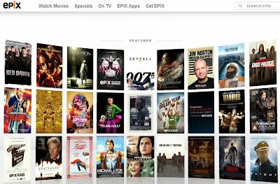 Comment regarder Epix HD depuis la France