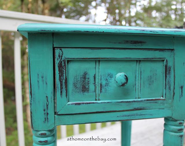 Annie Sloan Chalk Paint Green Bay