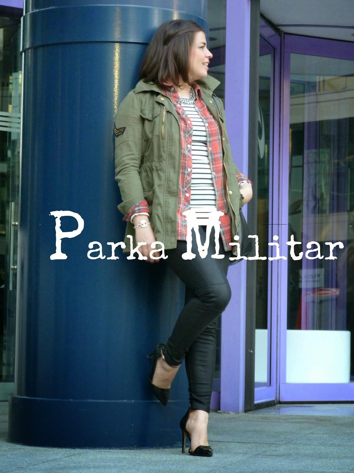Parka militar