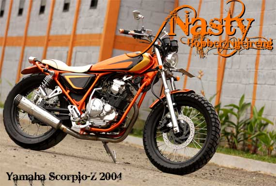"Responses to ""Modifikasi Yamaha Scorpio Jap Style 2014"""