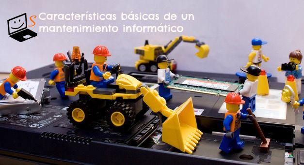 caracteristicas de un mantenimiento informatico