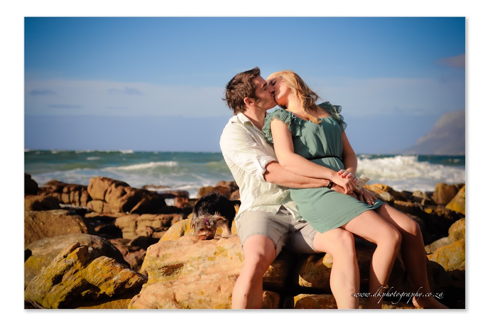 DK Photography Final+Slideshow-151 Ray & Don's Engagement Shoot in Muizenberg Beach & Rhodes Memorial  Cape Town Wedding photographer