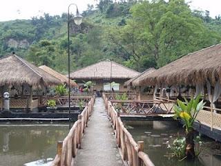 Arena Pemancingan Bonita