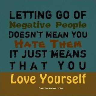 inspirational picture quotes letting go of negative