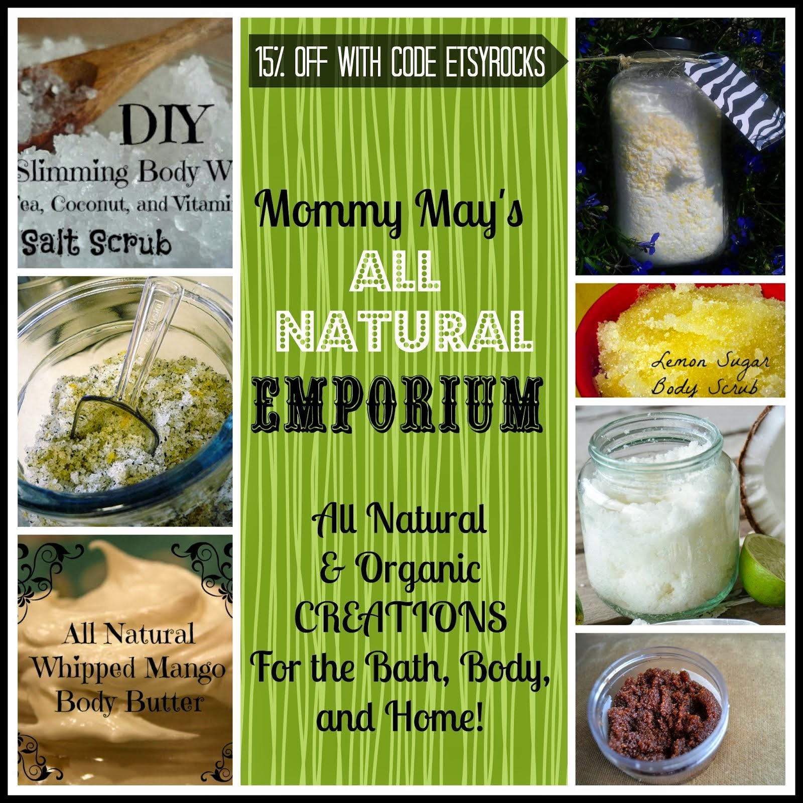 Mommy May's Natural Emporium