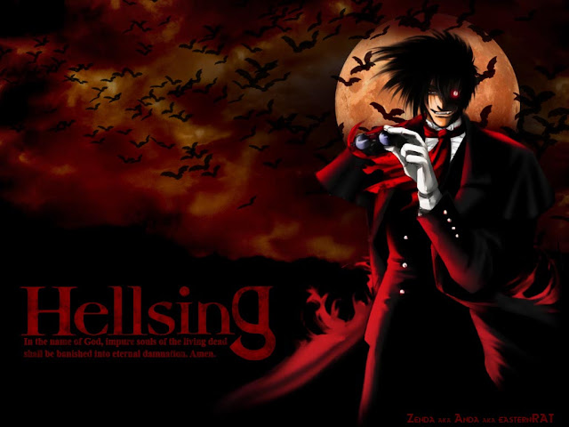 hellsing espanol: