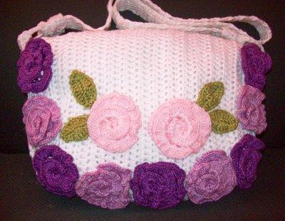 knitting models: new crochet patterns