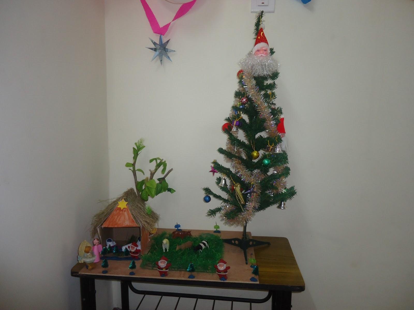 Ilanthalir - Play school: Christmas Celebration