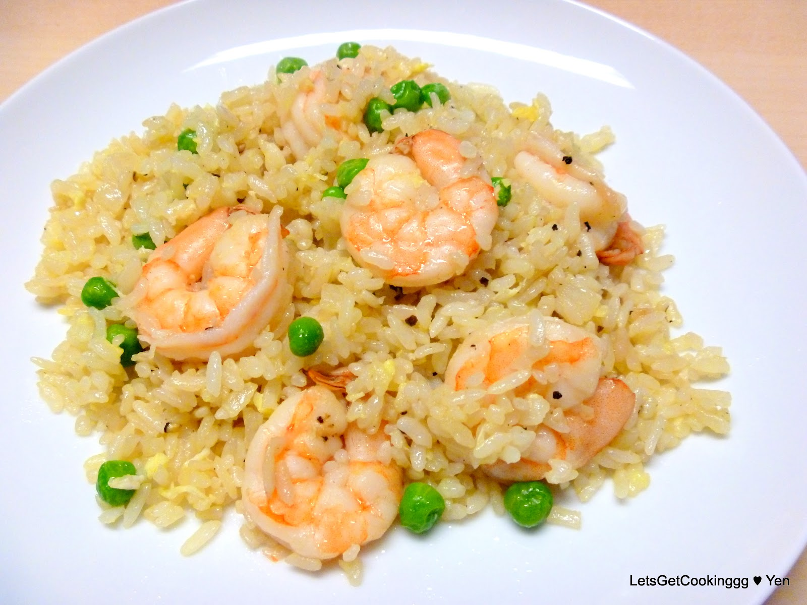 Hot Food Express Shrimp Fried Rice Recipe