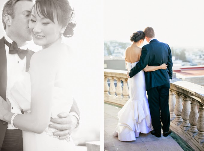 Romantic California Mansion Wedding: Jenny and Drew