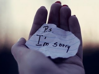 "001 Saying ""Im sorry"" is just the beginning of our commitment to behave......"