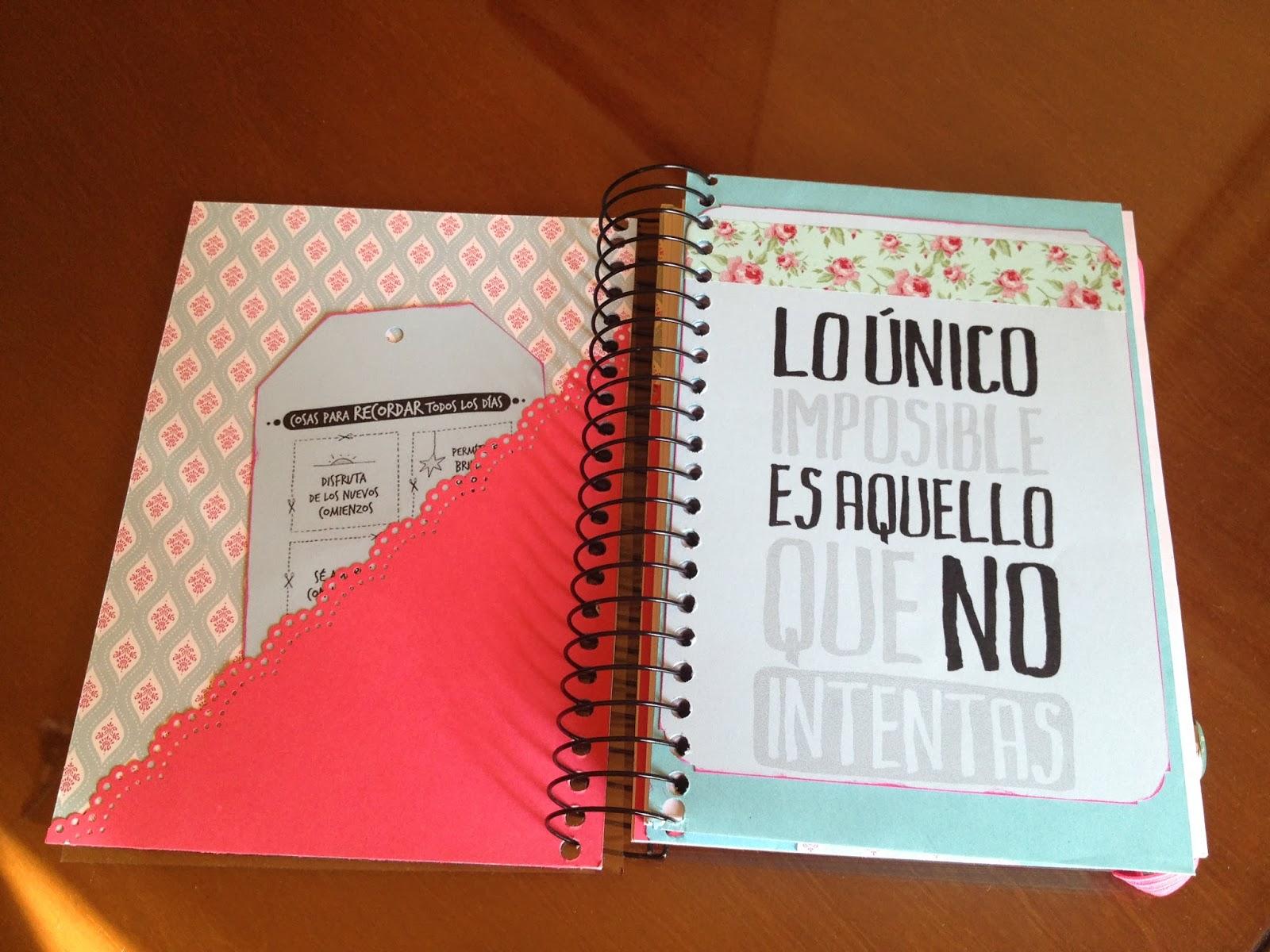 La ratita presumida agenda escolar para celia - Como decorar una agenda ...