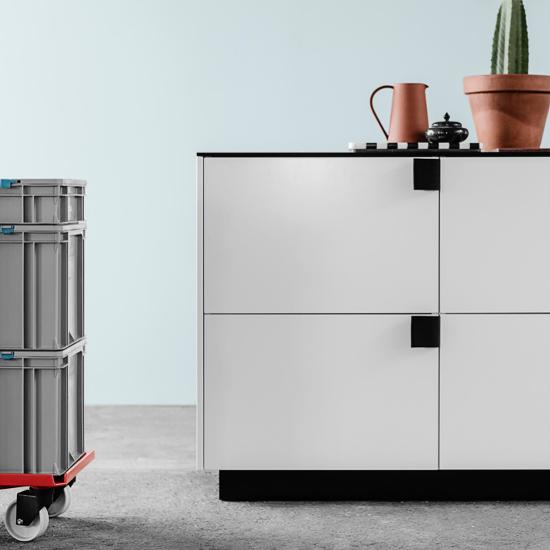 homerefreshing: quando ikea si rifà il look: low-cost sì, ma ... - Ikea Cassetti Cucina
