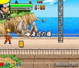 Download Game Naruto Ninjutsu Zenkai! Saikyou Ninja Daikesshuu for My Boy