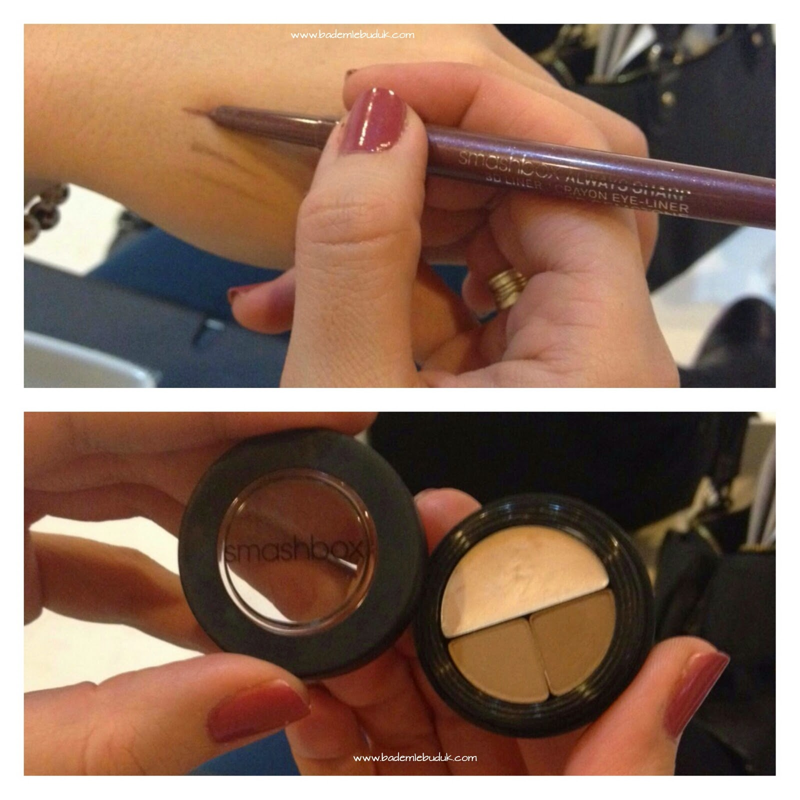 Smashbox kaş kiti