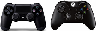 mandos xbox one y ps4