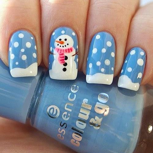 Giáng sinh này bạn có có nail đẹp chưa?