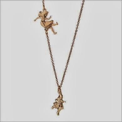 Valentine's Day Gifts - Alice in Wonderland Necklace