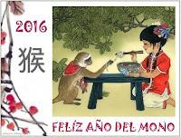 2016 - Ãño del Mono