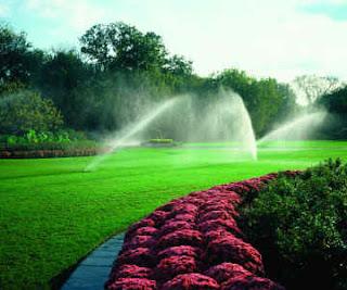 lawn sprinkler systems Charlotte