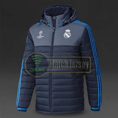 Купить Детскую Куртку Реал Мадрид
